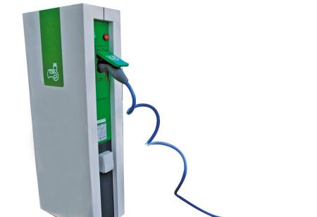 宁波居民自建电动汽车充电桩 可向供电部门申请配套