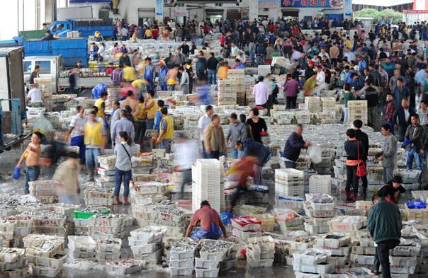 第十二届象山海鲜美食节暨石浦海鲜嘉年华--中国宁波