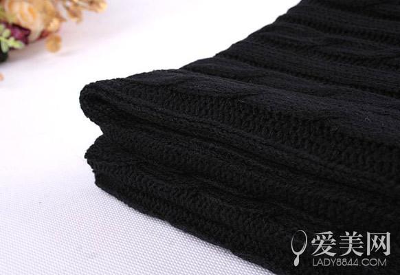 简单好看男士围巾织法大全图解_男士围巾编织款式大全