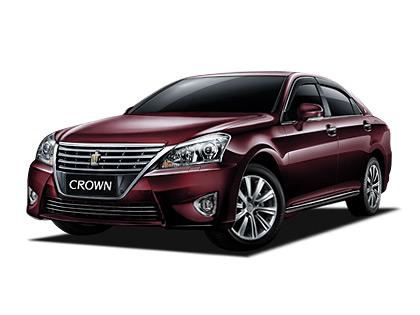 广州皇冠车可享8.8万元优惠有现车在售