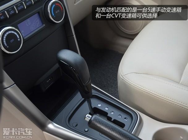 质优价廉 2014年上市自主品牌SUV推荐