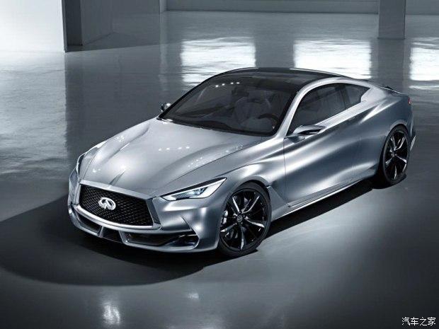 造型动感 英菲尼迪新Q60概念车更多官图
