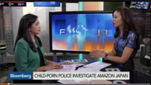 亚马逊日本总部遭警方突袭涉嫌卖儿童色情品