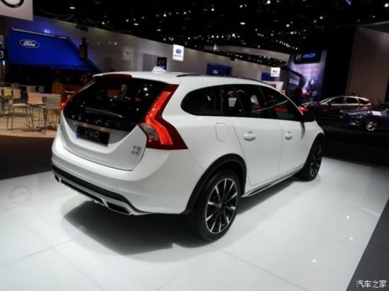 全新XC90领衔曝沃尔沃2015年新车计划