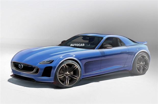 采用新MX-5底盘 全新RX-7或2020年推出