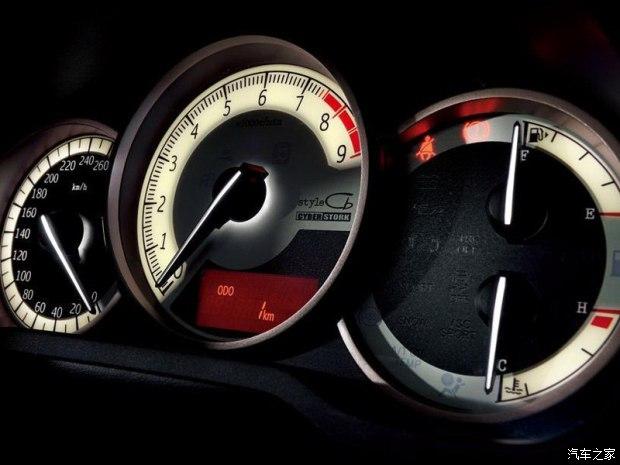 采用复古设计 丰田86 Style Cb官图发布