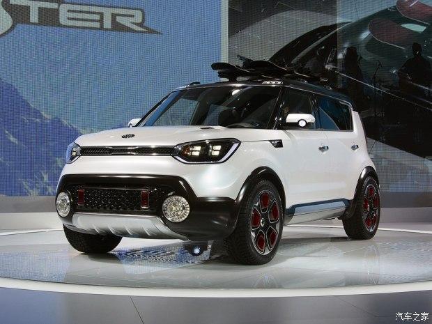 芝加哥车展:起亚Trailster概念车发布