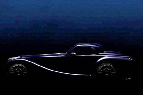 摩根全新车型曝光 复古造型/日内瓦首发