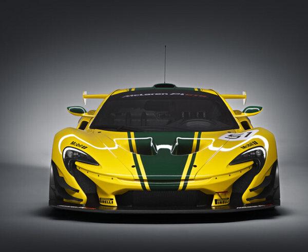 迈凯伦P1 GTR限量版 将首次亮相日内瓦