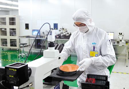 芯健半导体为省内首家高端集成电路研发制造企业