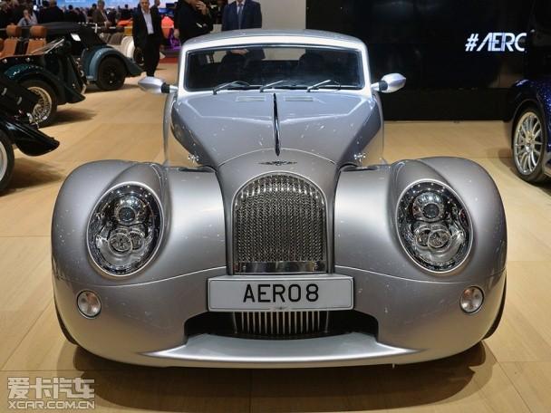 摩根Aero 8日内瓦车展发布 搭强劲动力