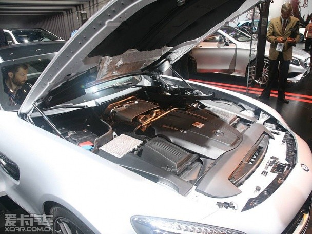 奔驰AMG GT第二季度国内上市 4.0T动力