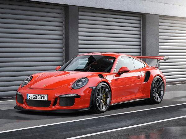 保时捷911 GT3 RS价格公布 售243.1万元