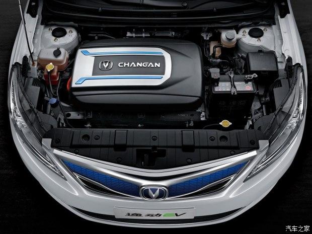 34款新能源车型 长安新能源战略公布
