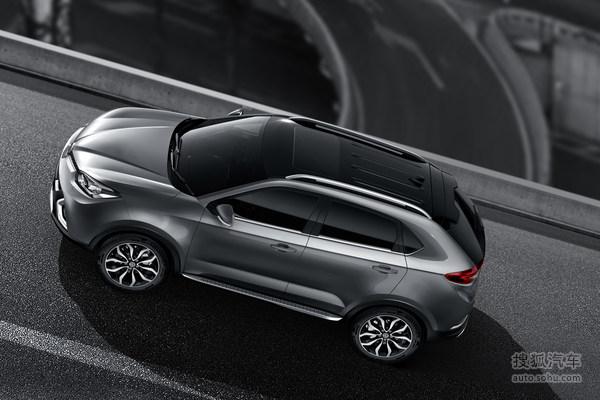 上汽SUV名爵锐腾3月18日上市 已接受预订