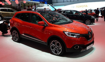 Kadjar国产加长 雷诺三款SUV将入华