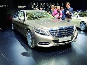 日内瓦离中国最近的10款车