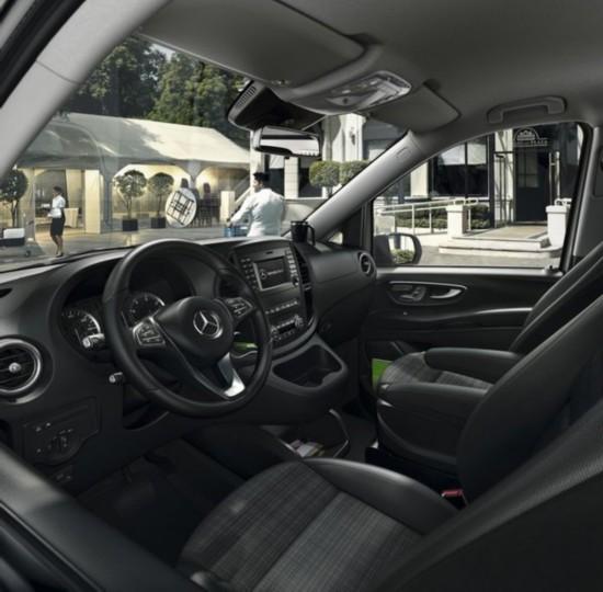 全新奔驰Metris官图发布有望于9月上市