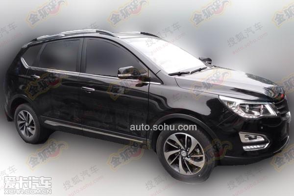 宝骏560内饰设计图发布 将上海车展首发