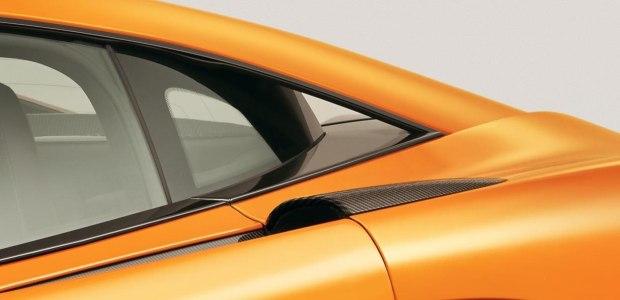 即将亮相 迈凯伦新跑车命名570S Coupe