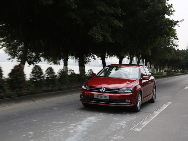 动鉴高品质―― 试驾一汽-大众新速腾