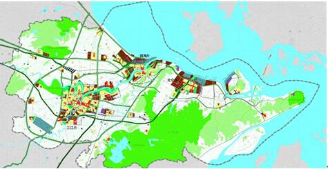 宁波 大榭岛 地图