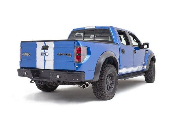 全新谢尔比Baja 700发布 搭6.2升V8引擎
