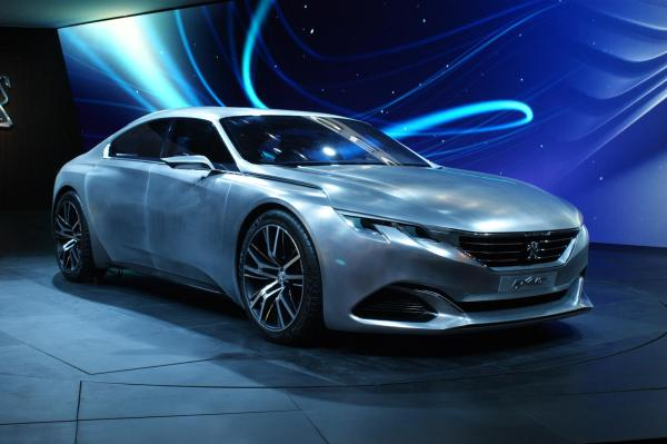 对标大众CC 标致将推出408GT四门轿跑车图片 31173 600x399
