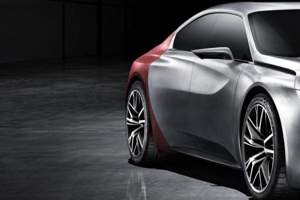 对标大众CC 标致将推出408GT四门轿跑车图片 26178 600x400
