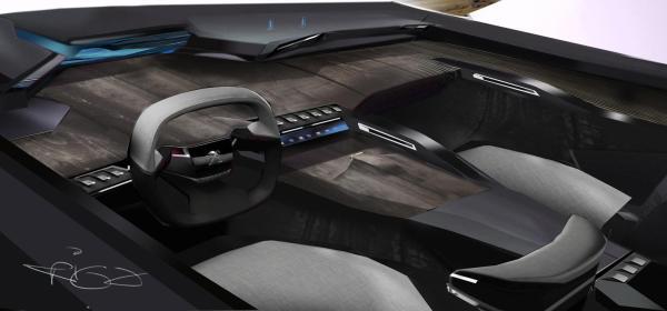 对标大众CC 标致将推出408GT四门轿跑车图片 21375 600x280