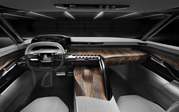 对标大众CC 标致将推出408GT四门轿跑车图片 31100 600x374