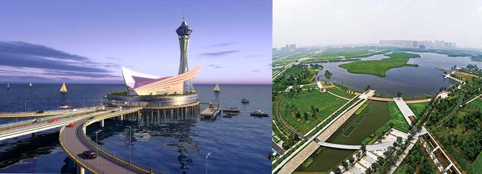 宁波杭州湾