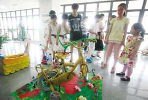 少年创客作品展-作品展,优秀作品,创意设计,青少年宫图片