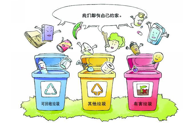 垃圾分类-中国宁波网