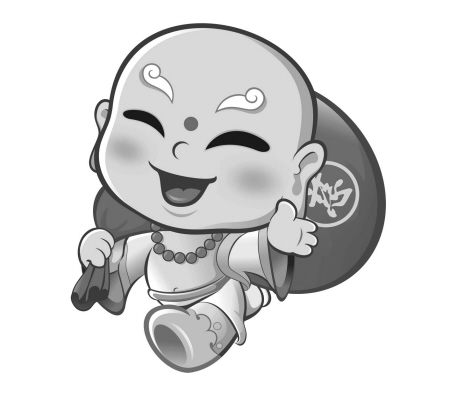"""布袋小沙弥""""欢喜""""当选弥勒文化节吉祥物"""