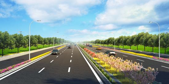 壁纸 道路 高速 高速公路 公路 平面图 桌面 550_275