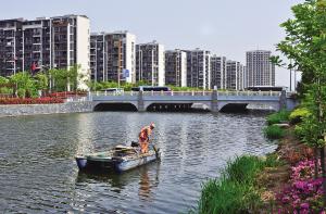 让海绵城市理念融入城市建设