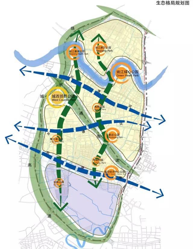 慈城规划图