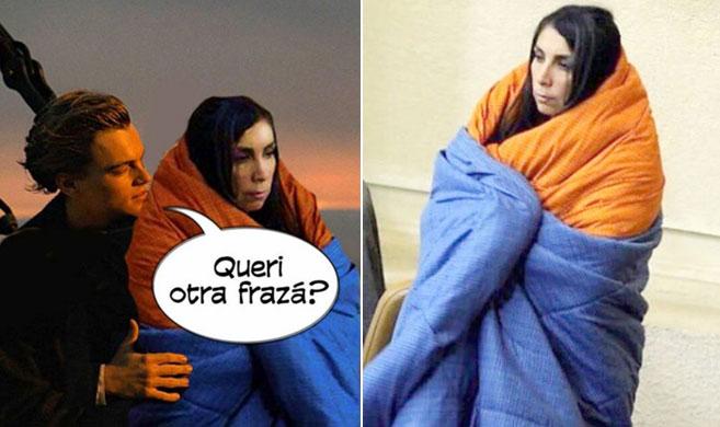 智利女议员遭网友恶搞嘲讽