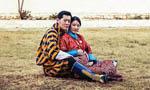 不丹王妃孕照曝光 国王为其打破一夫多妻传统