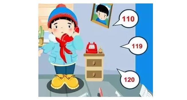 8,教会孩子记住自己的家庭住址,父母姓名,家庭电话等等.图片