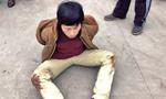 温州民警追捕潜逃杀人嫌犯飞身从4楼跳下