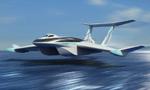 未来交通工具!海空两用飞行船FlyShip曝光