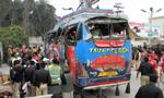 巴基斯坦一政府部门班车发生爆炸