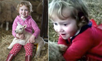 英国3岁女孩替羊妈妈接生