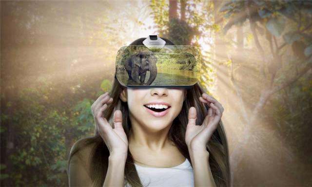 """""""虚拟现实""""迎来风口 万亿级市场即将爆发"""