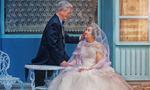 八旬老人拍摄童话式梦幻婚纱照