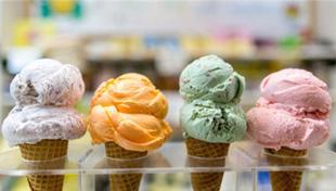 怪异口味冰淇淋 吃完不会肚子痛吗