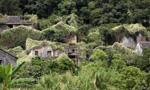 温州古村落荒废23年变身童话世界