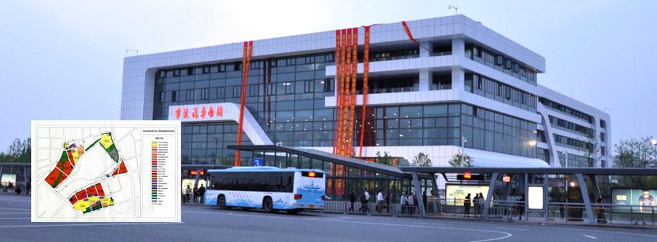 宁波原汽车南站将建大型综合体